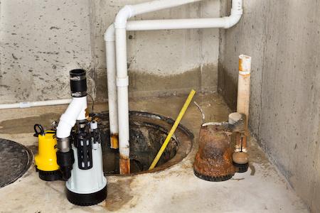 Sump Pump Installation Vancouver WA
